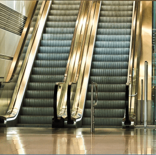 8T - Inspección de Ascensores Curso #3 - Inspección de escaleras eléctricas y peritaje
