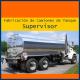 2T - Hazmat: Supervisión y puntos a considerar de camiones tanques para Materiales Peligrosos según el DOT